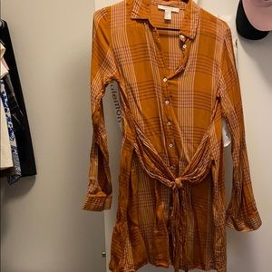 Forever 21 size Small, tie dress